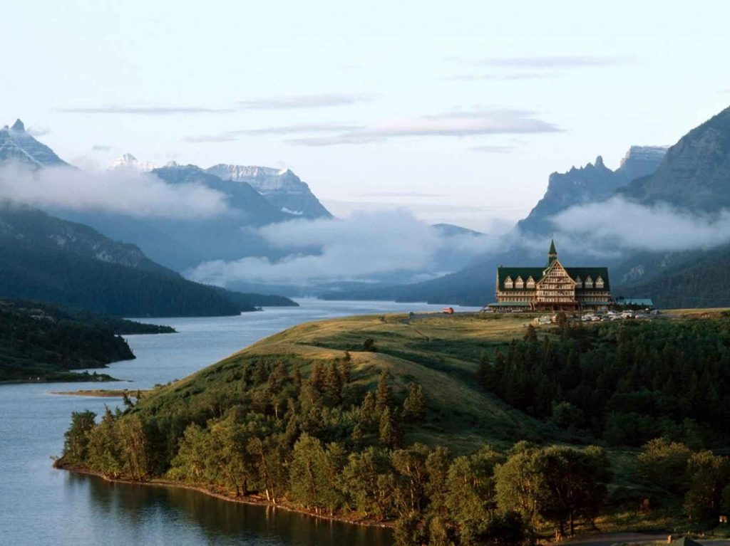 Waterton Lake National Park - Alberta